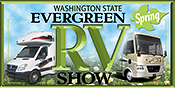 Washington State Evergreen Spring RV Show